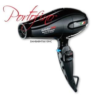BABYLISS PRO Nano Titanium Ionic Portofino Hairdryer