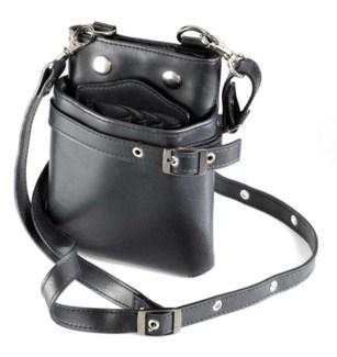 Belted Scissor Accessory Bag