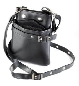 Belted Scissor Accessory Bag