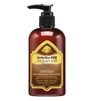 BABYLISSPRO Argan Oil Curl Cream 10oz (300ml)