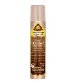 *BF 43g Argan Oil Glitter Hairspray 1. FP