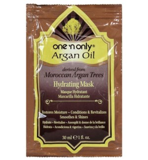 *BF 30ml Argan Hydrating Mask PACKETTE