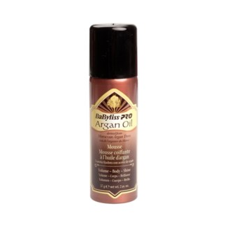 Argan Oil Mousse 2oz FP