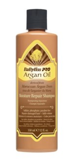 # 350mL Argan Oil Moisture Shampoo REPAI