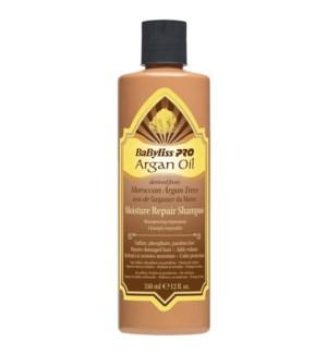 BABYLISSPRO Argan Oil Moisture Shampoo 12oz (350ml)
