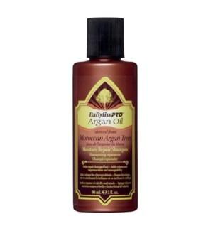 BABYLISSPRO Argan Oil Moisture Repair Shampoo 3oz (90ml)