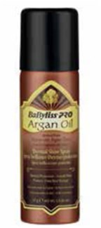 Argan Oil Thermal Shine Spray 2oz