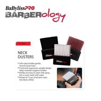 BABYLISSPRO Barberology Neck Duster Brushes