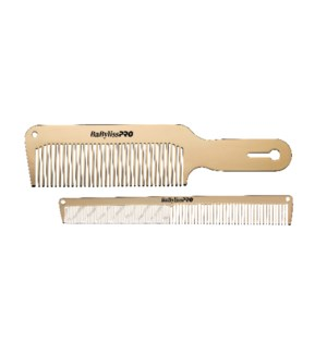 BABYLISS Metal Comb Duo GOLDFX