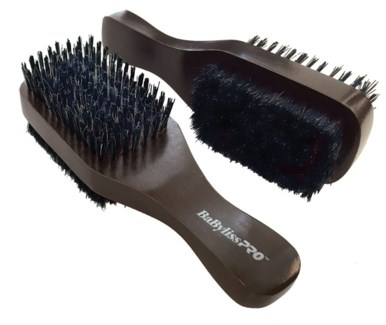 BABYLISS PRO Two Sided 8-Row Club Barber Brush