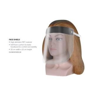 PPE Face Shield 32cm x 22cm