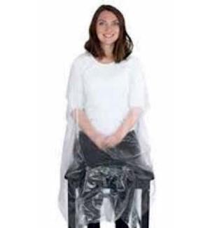 BABYLISS PPE Disposable Salon Cape 50pk