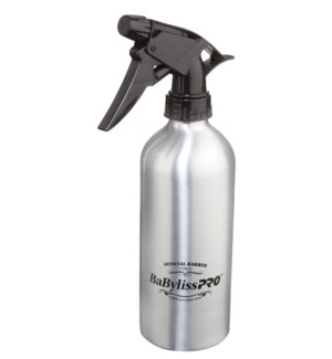 BABYLISSPRO Barber Aluminum Spray Bottle 13.5oz (400ml)