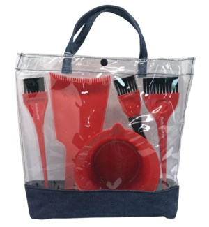 BABYLISS  5pc Colouring Tint Kit NOD