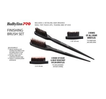 BABYLISS PRO Finishing Brush Set