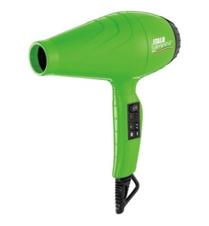 *DMD BABYLISS PRO ITALO Luminoso GREEN Hair Dryer