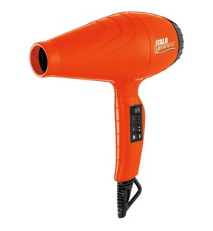 BABYLISS PRO ITALO Luminoso ORANGE Hair Dryer