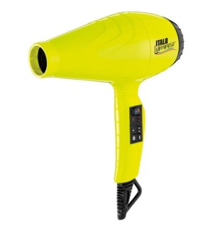 *DMD BABYLISS PRO ITALO Luminoso YELLOW Hair Dryer