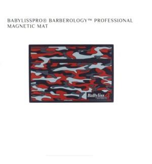 @ BABYLISS Magnetic Barber Mat