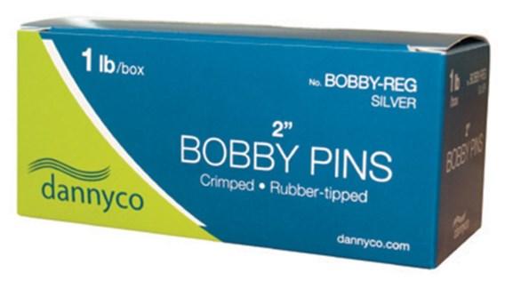 2 Silver Bob Pin 1lb Box BESBOBBYREGSLUC
