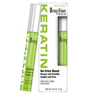 *BF One & Only keratin De Frizz Wand FP