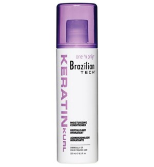 One & Only Keratin Kurl Moist Conditioner FP