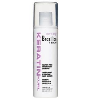 * One & Only Keratin Kurl Moist Shampoo FP