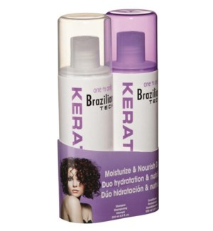 One & Only keratin Moisture & Nourish Du