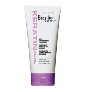 One & Only Keratin Kurl Deep Conditioner FP