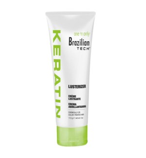 * One & Only keratin Lusterizer