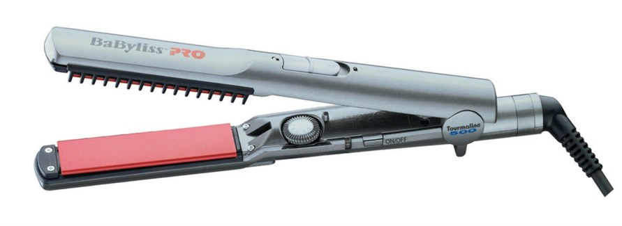 Babyliss 1in Ceramic Lockable Flat Iron FP