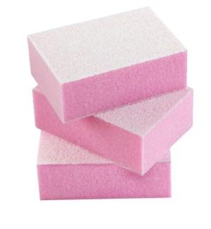 @ SILKLINE Mini Disposable Buffing Block Grit 150/150 50/pk, Pink