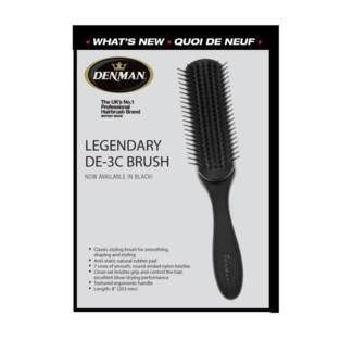 New DENMAN Classic Styling 7row Brush