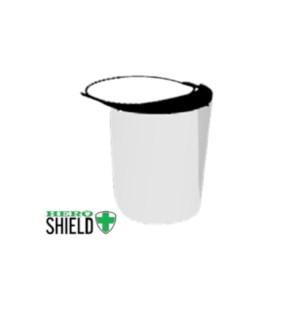 DENMAN PPE Deluxe Face Shield 5pk