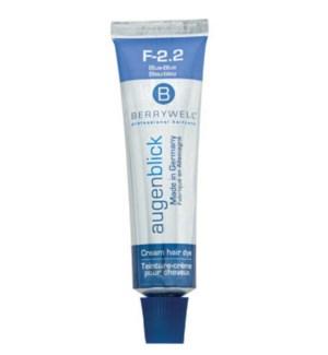 Eyebrow Eyelash Hair Dye Blue Blue FP