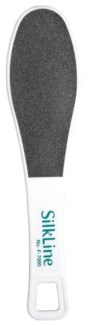 SILKLINE Disposable Two Sided Foot File 80/180 Grit