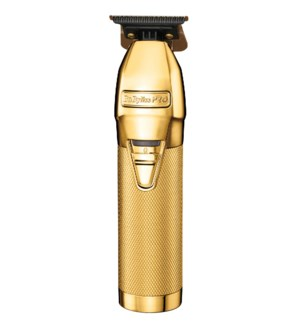 BABYLISS Skeleton Gold Metal Trimmer