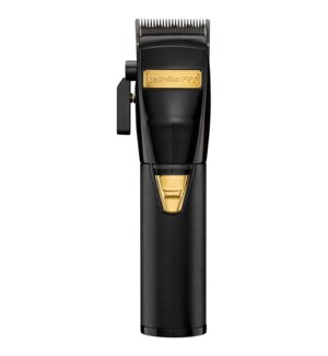 *SO BABYLISS PRO BLACK GRAPHITE Metal Lithium Clipper LE