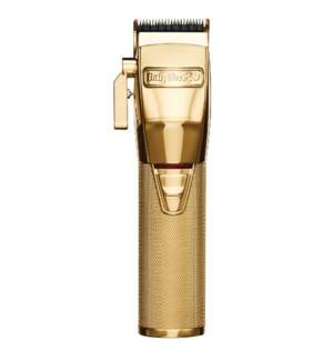 ETA AUG 21 BABYLISS PRO GOLDFX Metal Clipper