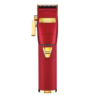 BABYLISS PRO RED Metal Lithium Clipper LE FP