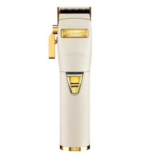 BABYLISS PRO WHITE Metal Lithium Clipper LE