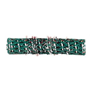Long Italian Roller Brush, Green