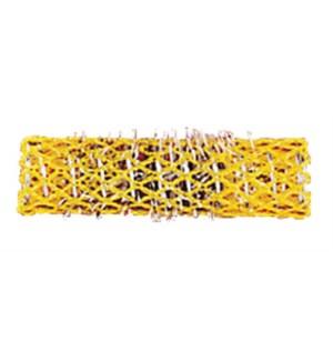 Long Italian Roller Brush, Yellow