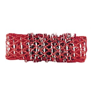 Long Italian Roller Brush, Red