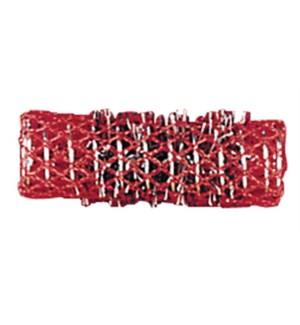 * Long Italian Roller Brush, Red