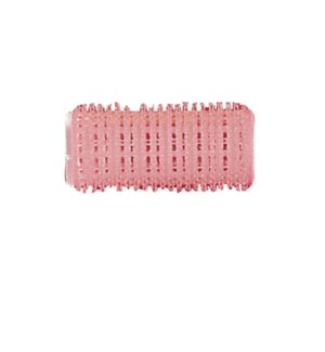 MAGIC Velcro Rollers, Pink 24mm, 12/Bag