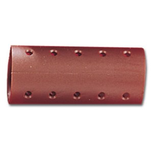 Long Magnetic Rollers No 2, Red