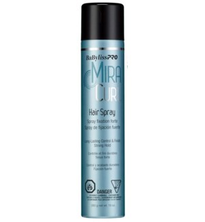 *Mira Curl Hairspray Strong Hold 10oz FP