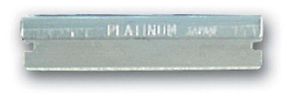 Nikky Platinum (5 blades/pkg, 12 pkgs/box)
