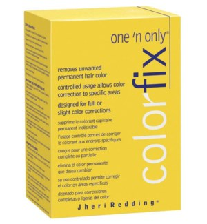 * One'n Only ColorFix Hair Color Remover with Argan Oil ONOCFA